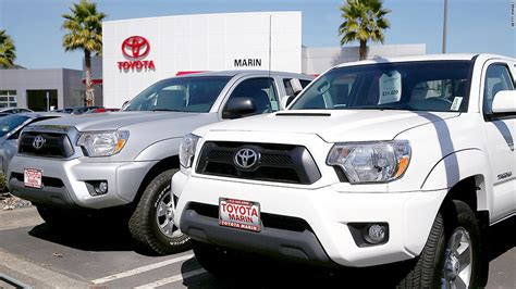 Toyota Deferred Payment Toyota To Defer Payments For Furloughed Workers