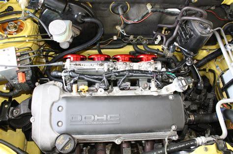 Suzuki Ignis Engine 4 Throttles On Ignis Sport Or With M15a Trinituner