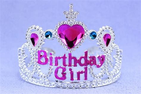 Combs Buys Diamonds For Baby Daughters by Aliexpress Buy Happy Birthday Crown Cap