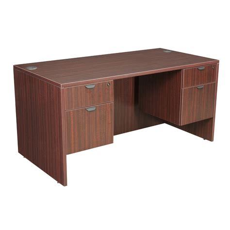 60 Inch Executive Desk by Legacy 60 Quot Pedestal Desk Mahogany
