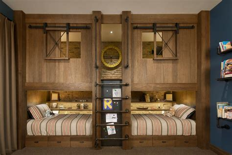 stylish bunk beds hgtv