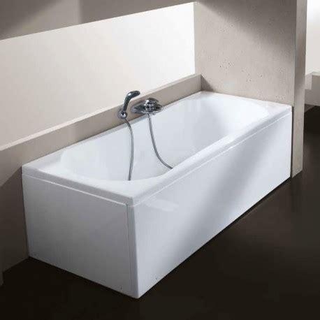 vasca da bagno 120 x 70 glass vasca con pannello 70 x 105 cm in vetroresina