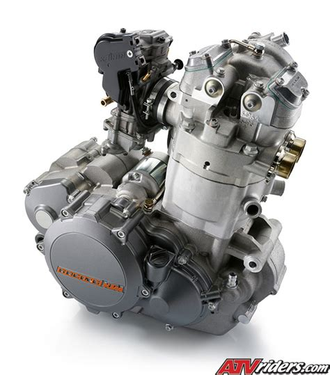 Ktm 450 Exc Engine 2009 Ktm 505sx 450sx Atv Motocross Test Ride Review