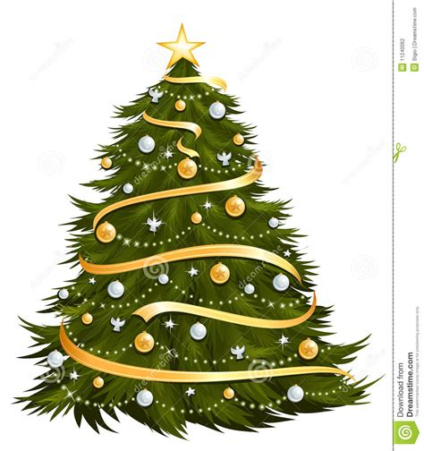 christmas tree stock photography image 11240062