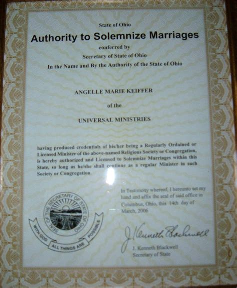 Ohio marriage license fairfield county