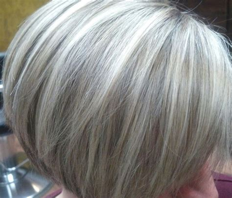pics of lo lites in short white hair lowlights for gray google search hair pinterest
