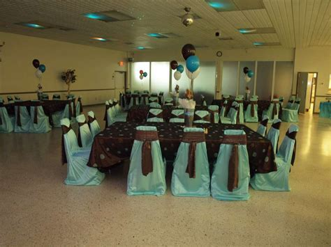 Blue Safari Baby Shower Decorations by Blue Safari Baby Shower Ideas Photo 6 Of 15