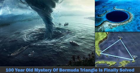 the mystery of bermuda triangle is solved now revoseek 100 year old mystery of bermuda triangle is finally solved
