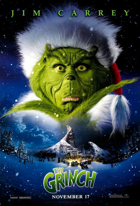 The Grinch Who Stole - universal and illumination developing animated how the
