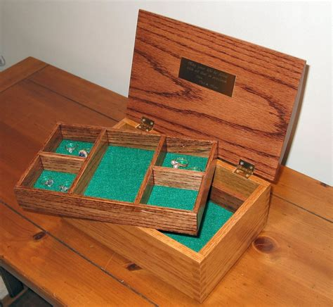 Free Plans For Jewelry Wood Boxes