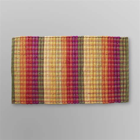 accent rugs for kitchen cannon kitchen accent rug striped home home decor