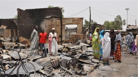 boko haram militants display control of captured towns in boko haram crisis niger will not help retake town of