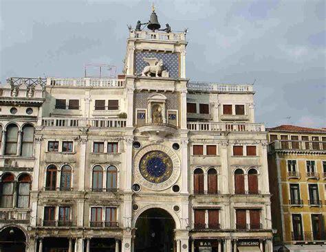 di venezia la torre dell orologio di venezia carnevale di venezia