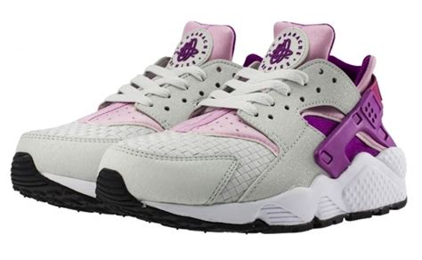 pink pattern huaraches nike air huarache woven quot light arctic pink quot nice kicks