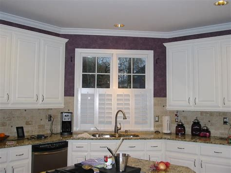 kitchen window shutters interior before after photos s custom windows renovations