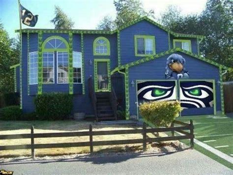 Seahawks House seattle seahawks hawks nest
