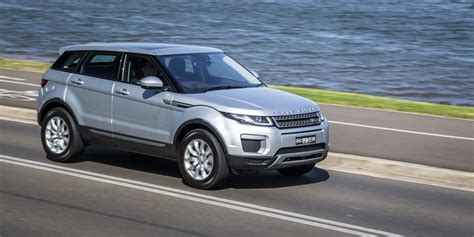 land rover evoque 2016 price 2016 range rover evoque review caradvice