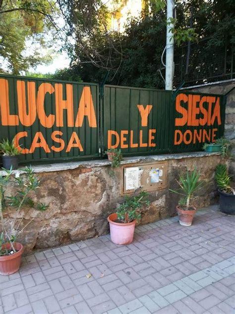 la casa delle donne roma pressenza a roma dopo la casa delle donne anche lucha y
