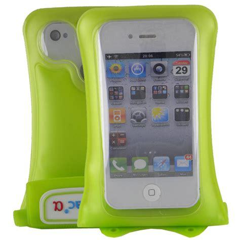 Korean Green Bookcase For Iphone 4 4s 5 5s Murah dicapac korea wp i10 waterproof iphone green for