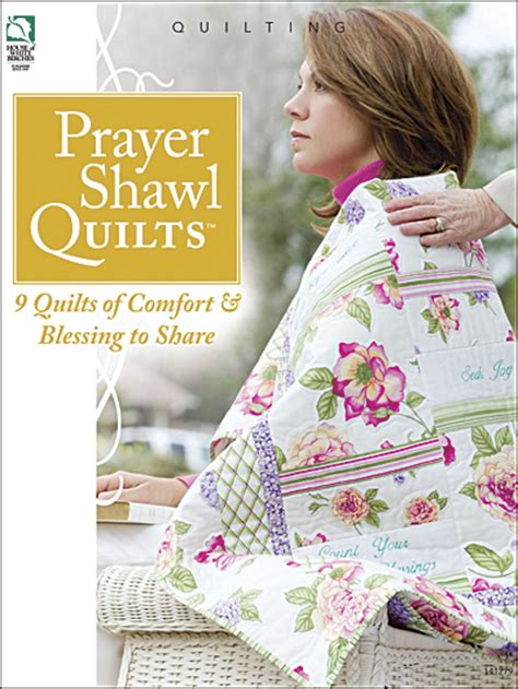 Quilted Prayer Shawl by Prayer Shawl Quilts
