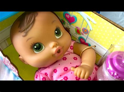 puppy alive snuggles with baby alive funnydog tv