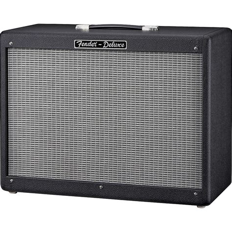 Fender Rod Deluxe 112 Cabinet by Fender Rod Deluxe 112 80w 1x12 Guitar Extension Cab