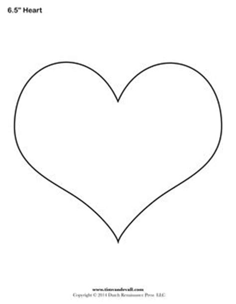78 best ideas about heart template on pinterest heart
