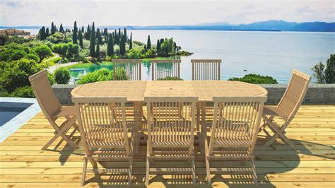 chaises salon de jardin la maison du jardin salon de jardin tulip en bois avec 1