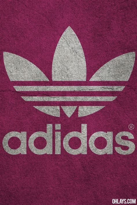 adidas wallpaper purple brands iphone wallpapers page 1 ohlays