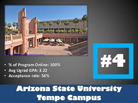 Arizona State Mba Gpa by Top 10 Mba Programs
