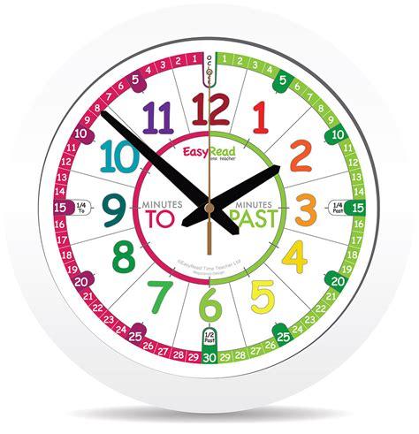 Jam Dinding Coffee Time easyread time clock finlee me