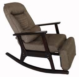 chair with foot aliexpress buy rocking recliner chaise for elderly