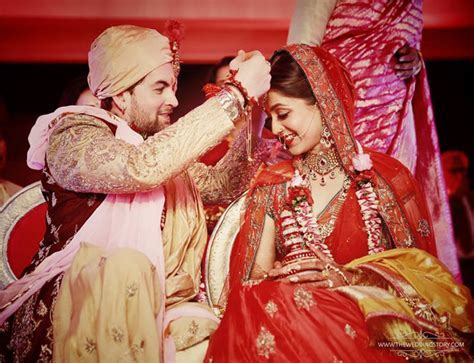 PHOTOS: 5 Famous Indian Celebrity Weddings Of 2017