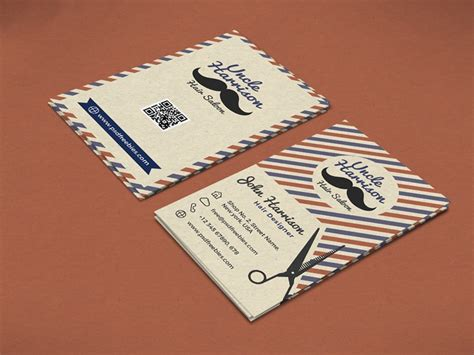 Vintage Style Business Card Psd Template by 100 Free Business Cards Psd 187 The Best Of Free Business Cards