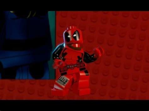lego marvel super heroes deadpool bonus mission #9