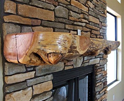 rustic wood fireplace mantel best 25 fireplace mantel ideas on