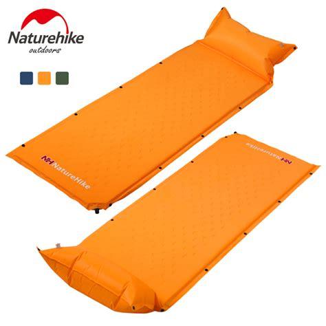 Portable Sleeping Mattress by Naturehike Sleeping Mat Mattress Self Inflating Pad