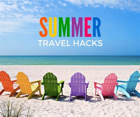 Summer Travel Season Is Officially Way by Summertravel
