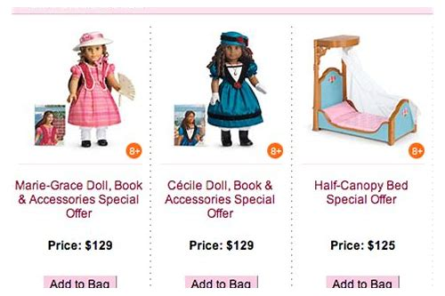 gma deals and steals american girl