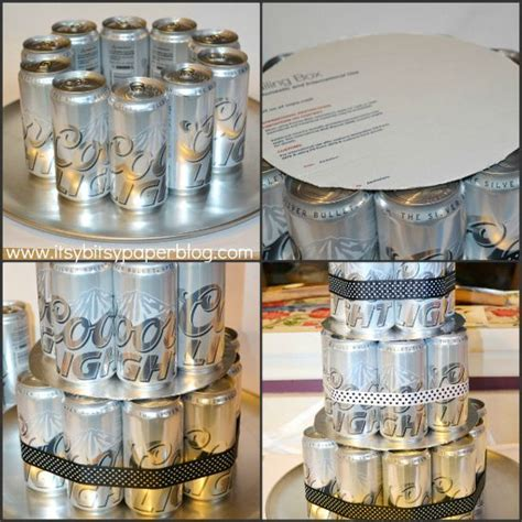 how to drink coors light itsy bitsy paper coors light beer can quot cake