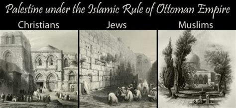 Palestine Ottoman Rule by Islamiyet Ottoman Empire Palestine The