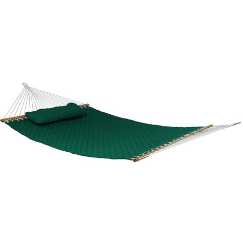 two person pillow 2 person hammock w spreader bars pillow quilted design