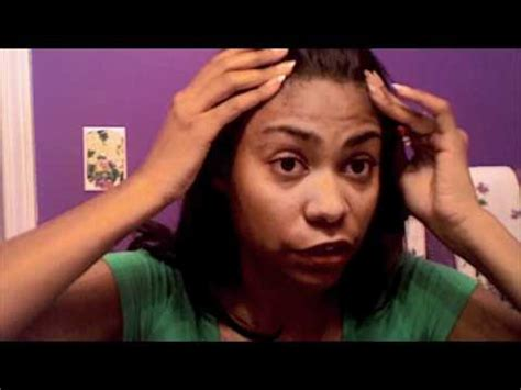 forehead getting smaller why lacefront vs low forehead youtube