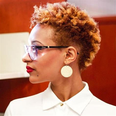 how create caramel hair color on african american hair 20 most inspiring black women natural hairstyles for short