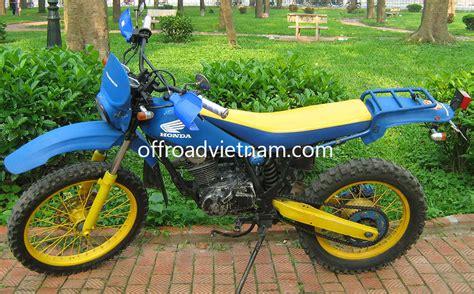 rent motocross bike uk honda tlr 200cc hire in hanoi offroad vietnam dirt bike