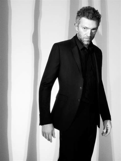 'Beauty and the Beast' Star Vincent Cassel for L'Express