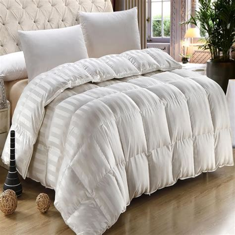 down goose comforter silk 900 thread count goose down comforters