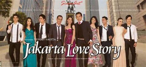 nama pemain film on the wings of love foto nama pemain jakarta love story sinetron terbaru rcti