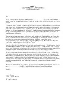 sample appeal letter format best template collection