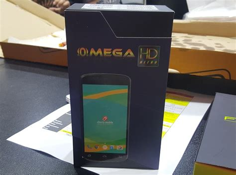 I Cherry C251 New 4g Lte 1 8 Garansi Resmi cherry mobile omega hd nitro offers 4g lte connectivity for php4 499 noypigeeks